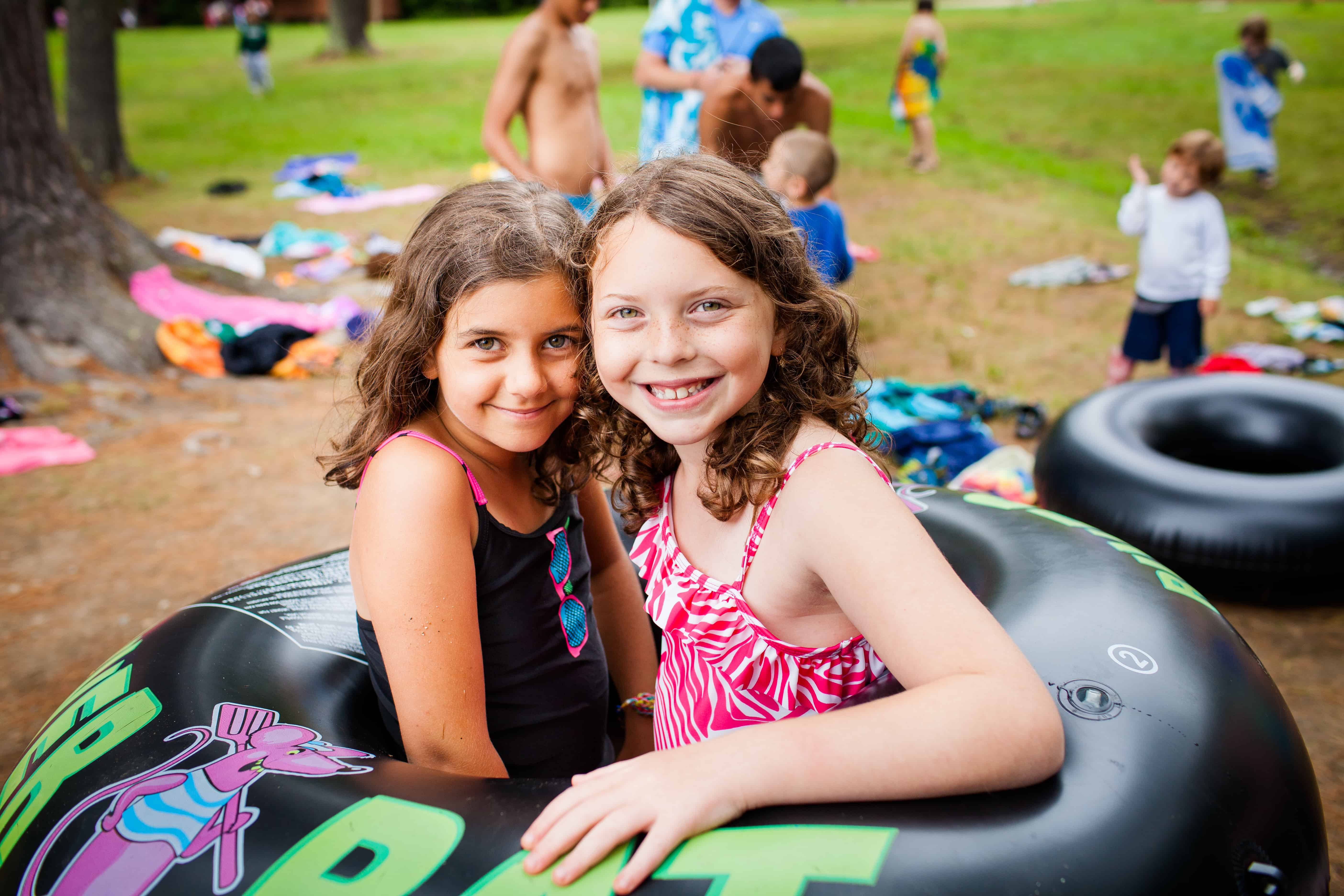 Mental Health, Wellbeing, & Thriving at Camp - Foundation